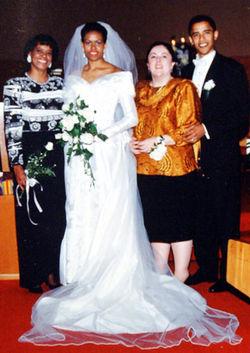 Ann dunham wedding